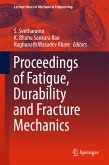 Proceedings of Fatigue, Durability and Fracture Mechanics (eBook, PDF)