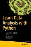 Learn Data Analysis with Python (eBook, PDF)