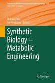 Synthetic Biology - Metabolic Engineering (eBook, PDF)
