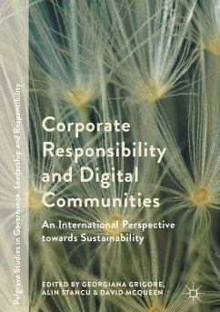 Corporate Responsibility and Digital Communities (eBook, PDF)