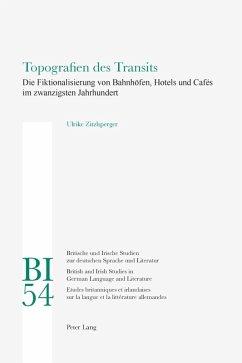 Topografien des Transits (eBook, PDF) - Zitzlsperger, Ulrike