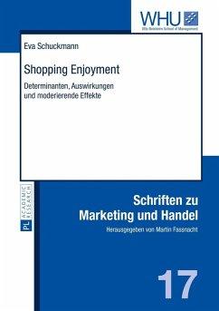 Shopping Enjoyment (eBook, PDF) - Schuckmann, Eva