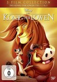 Der König der Löwen - Teil 1, 2 & 3 (3 Discs)
