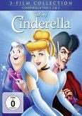 Cinderella - Die komplette Trilogie DVD-Box