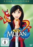 Mulan, Mulan 2 DVD-Box