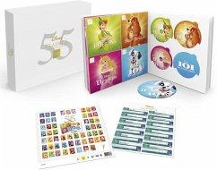 Disney Classics - Die komplette Sammlung (Limited Edition, 55 Discs)