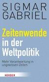 Zeitenwende in der Weltpolitik (eBook, ePUB)