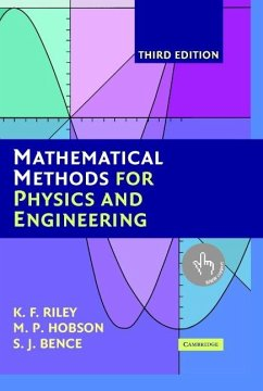 Mathematical Methods for Physics and Engineering (eBook, ePUB) - Riley, K. F.