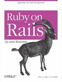 Ruby on Rails: Up and Running (eBook, ePUB)