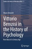 Vittorio Benussi in the History of Psychology