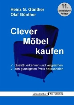 Clever Möbel kaufen - Günther, Heinz G.; Günther, Olaf