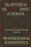 Mystery of the Scarlet Homes Of Sherlock (eBook, ePUB)