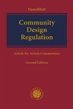 Community Design Regulation (EC) No 6/2002