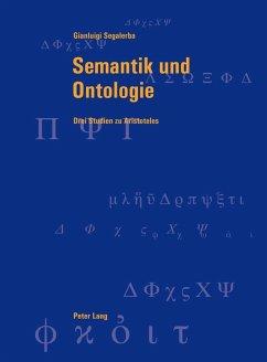 Semantik und Ontologie (eBook, PDF) - Segalerba, Gianluigi