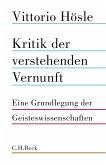 Kritik der verstehenden Vernunft (eBook, ePUB)