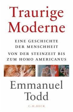 Traurige Moderne (eBook, ePUB) - Todd, Emmanuel