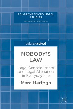 Nobody's Law (eBook, PDF)