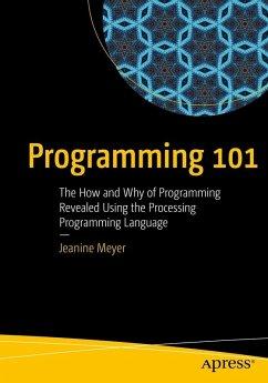 Programming 101 (eBook, PDF) - Meyer, Jeanine