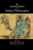 Cambridge Companion to Arabic Philosophy (eBook, ePUB)