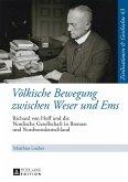 Voelkische Bewegung zwischen Weser und Ems (eBook, ePUB)
