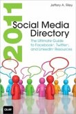2011 Social Media Directory (eBook, ePUB)