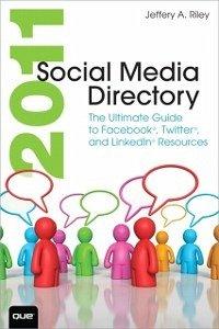2011 Social Media Directory (eBook, ePUB) - Riley, Jeffery