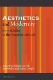 Aesthetics and Modernity from Schiller to the Frankfurt School (eBook, PDF)