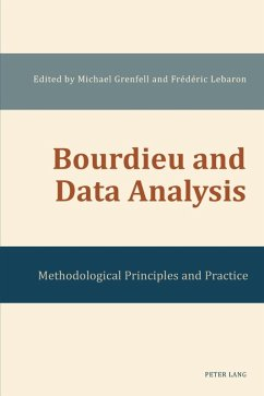 Bourdieu and Data Analysis (eBook, PDF)