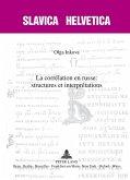 La correlation en russe : structures et interpretations (eBook, ePUB)