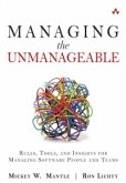 Managing the Unmanageable (eBook, PDF)