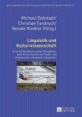 Linguistik und Kulturwissenschaft (eBook, ePUB)