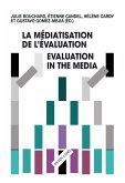La mediatisation de l'evaluation/Evaluation in the Media (eBook, PDF)