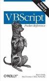 VBScript Pocket Reference (eBook, PDF)