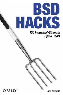 BSD Hacks (eBook, ePUB) - Lavigne, Dru