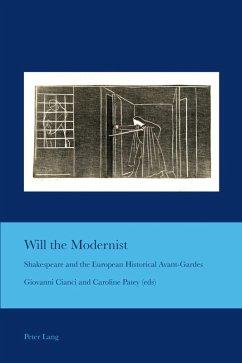 Will the Modernist (eBook, PDF)