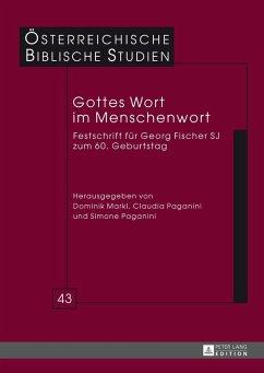 Gottes Wort im Menschenwort (eBook, ePUB)