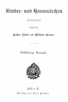 Brüder Grimm komplette Kindermärchen (eBook, ePUB) - Passion, Simply