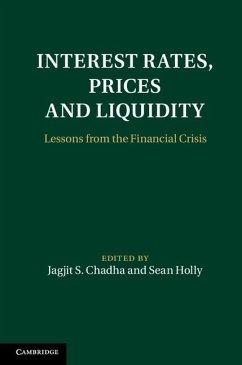 Interest Rates, Prices and Liquidity (eBook, ePUB)