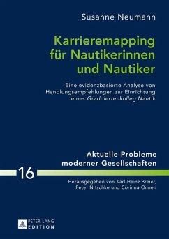 Karrieremapping fuer Nautikerinnen und Nautiker (eBook, ePUB) - Neumann, Susanne