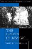 Design of Design, The (eBook, ePUB)