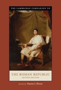 Cambridge Companion to the Roman Republic (eBook, ePUB)