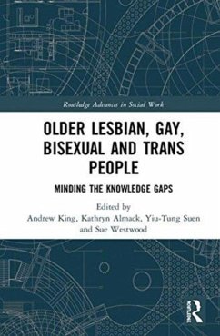 Older Lesbian, Gay, Bisexual and Trans People
