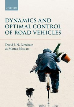 Dynamics and Optimal Control of Road Vehicles