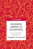 Modern Greek in Diaspora (eBook, PDF)