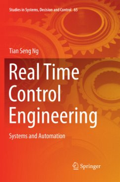 Real Time Control Engineering: Systems and Auto...