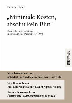 Minimale Kosten, absolut kein Blut (eBook, PDF) - Scheer, Tamara