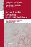 Service-Oriented Computing - ICSOC 2017 Workshops (eBook, PDF)