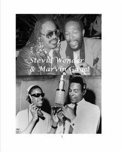 Stevie Wonder & Marvin Gaye!