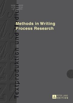 Methods in Writing Process Research (eBook, PDF)