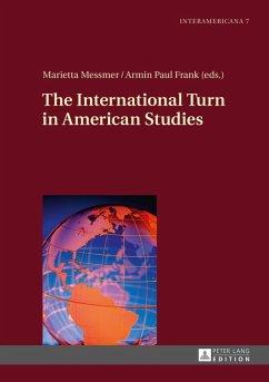 International Turn in American Studies (eBook, PDF)